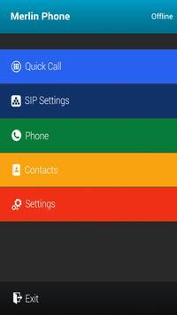 Merlin Phone apk screenshot