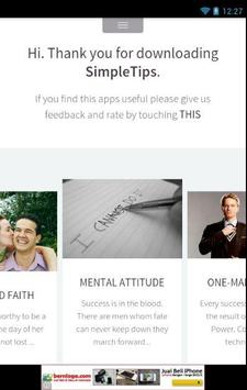 Self Help and Improvement Free apk screenshot