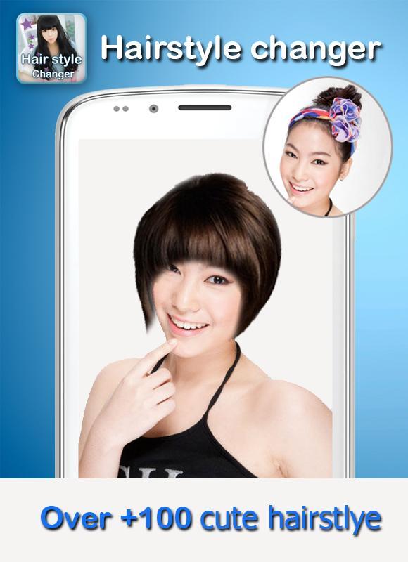 Wig Hair Edit Hairstyle Change APK Download Free