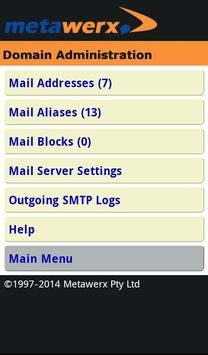 Metawerx SiteWinder apk screenshot