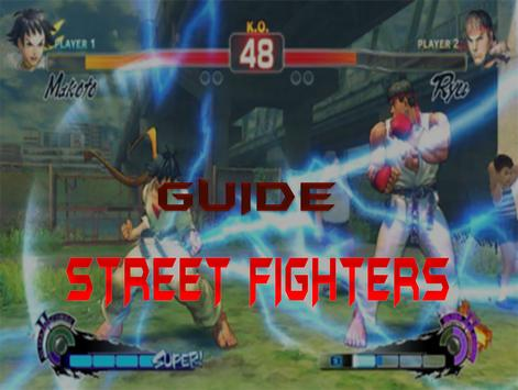 Guide For Street Fighter poster