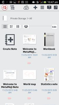 MetaMoJi Share for Business 3 apk screenshot