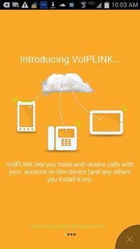 VoIPLINK Business Voice poster