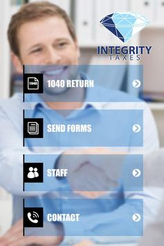INTEGRITY TAX apk screenshot