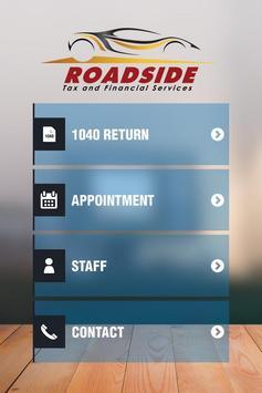 Roadside Tax Services apk screenshot