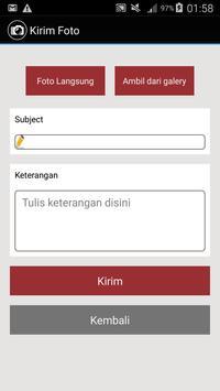 Lapor IIK apk screenshot
