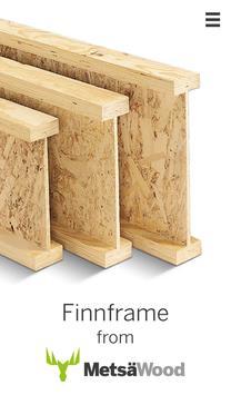 Metsä Wood Finnframe poster