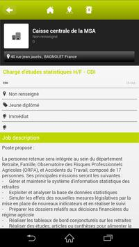 Université Lyon 2 Alumni apk screenshot