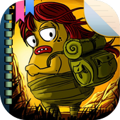 Cannibal Cookout Comic icon