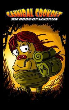 Cannibal Cookout Comic apk screenshot