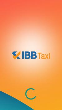 IBB Taxi poster