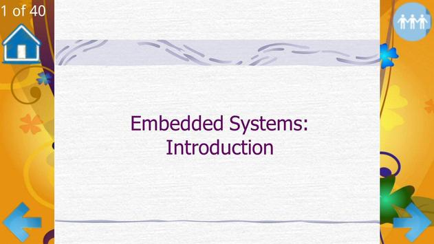 Embedded Systems: Introduction poster