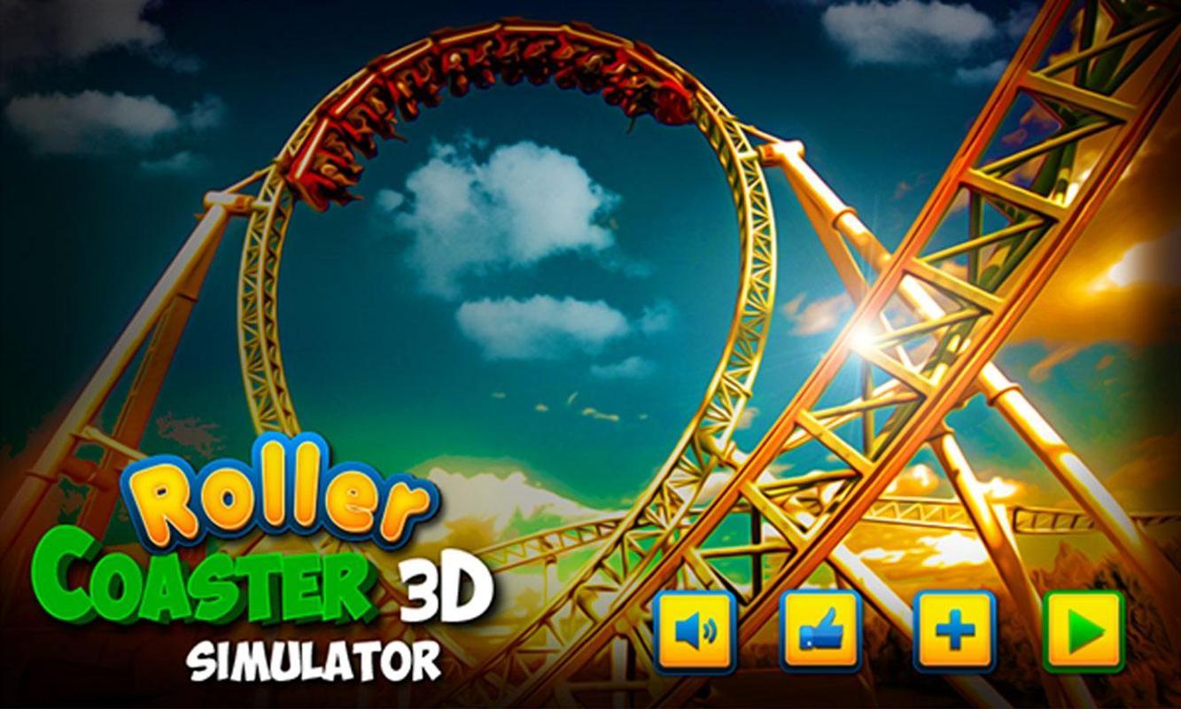 Roller coaster 3d simulator apk download free simulation for 3d kuchenplaner roller