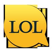 롤 채팅 icon