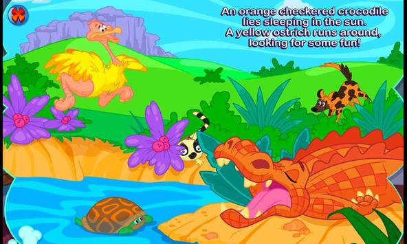Crazy Color Safari apk screenshot