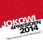 Jokowi4Presiden icon
