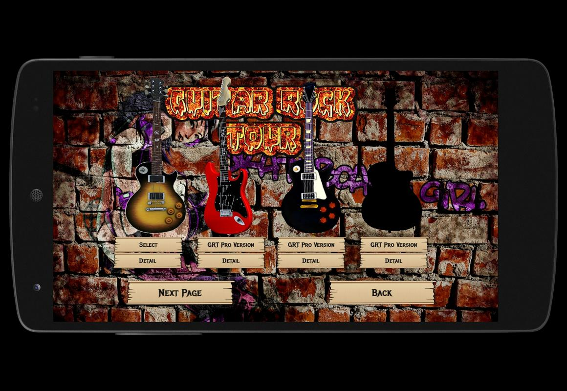 guitar rock tour apk download free music game for android. Black Bedroom Furniture Sets. Home Design Ideas