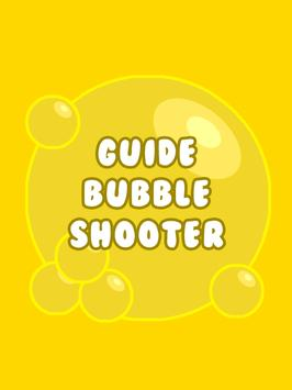 Guide for Bubble Shooter poster