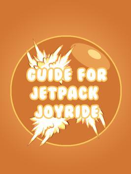 Guide for Jetpack Joyride's poster
