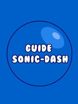 Guide for Sonic-Dash poster