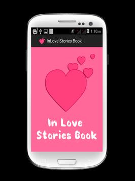 InLove Stories Book poster