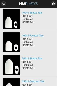 M&H Product Selector apk screenshot