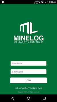 MineLog apk screenshot