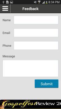 MyAccess apk screenshot
