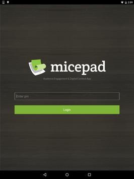 Micepad apk screenshot