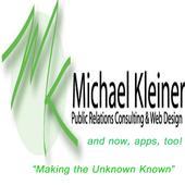 Michael Kleiner PR, Web & Apps icon