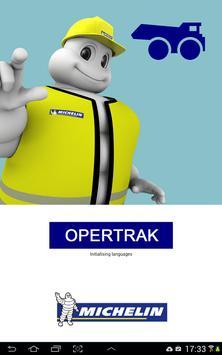 Michelin OperTrak poster