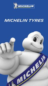 MICHELIN TYRES poster