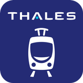 Thales On the move icon