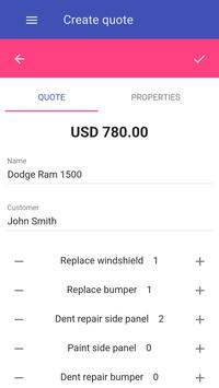 MM EasyQuote (Beta) apk screenshot