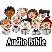 Childrens Audio Bible Ebook icon