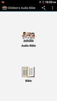 Childrens Audio Bible Ebook poster