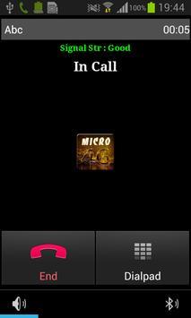 Micro4G apk screenshot