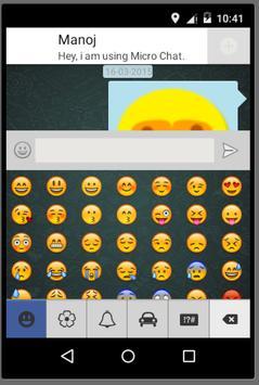 Micro Chat apk screenshot