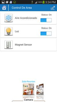 Micronyx Smart Home apk screenshot