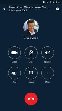 Skype for Business for Android poster