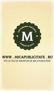 MicaPublicitate.ro poster