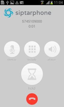 SipTarPhone PROFESSIONAL apk screenshot
