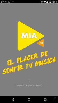 Mia FM poster