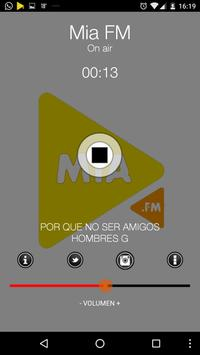 Mia FM apk screenshot