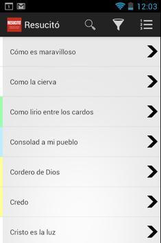 Resucitó apk screenshot