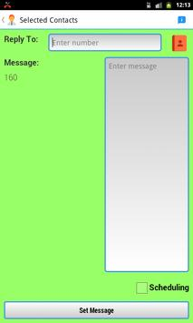 Missed Call Messenger apk screenshot