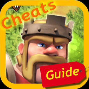 Sheet Guide For Clash Of Clans poster