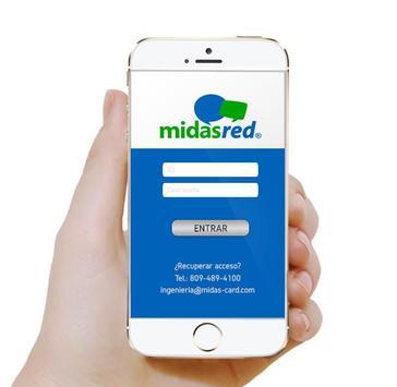 MidasCard POS apk screenshot