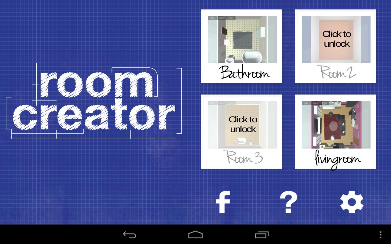 Room creator interior design apk download free lifestyle for Room remodeling apps