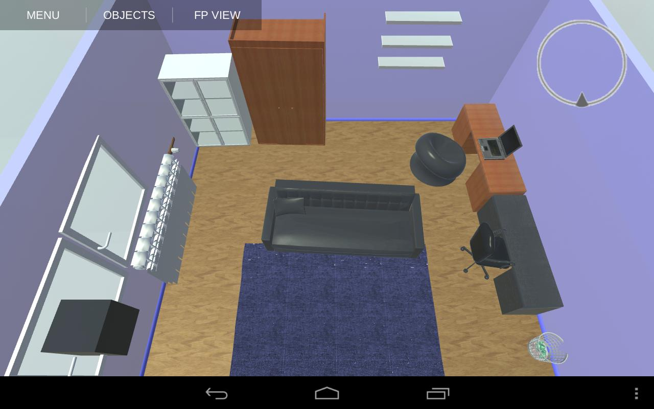 Room creator interior design apk download free lifestyle for Room design 3d app